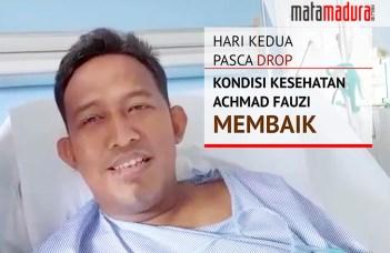 Inilah Video Wabup Fauzi Pasca Dirujuk ke Surabaya