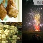 Hari Raya Ketupat di Bangkalan: dari Topa' Ladeh, Kembang Api hingga Ter-ater