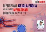 Mengenal Gejala Ebola, Wabah yang Mematikan daripada Covid-19