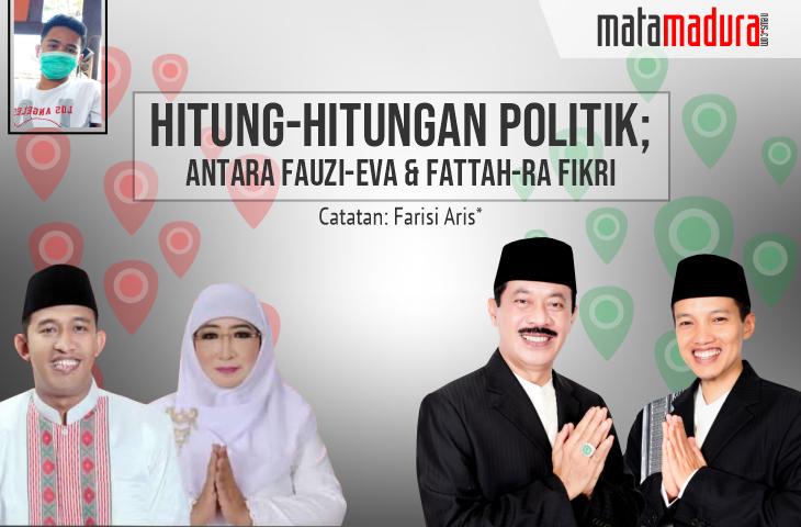 Hitungan-Hitungan Politik; Antara Fauzi-Eva dan Fattah-Ra-Fikri