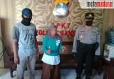 Bawa Sabu di Jok Motor, Dua Warga Gadu Barat Diringkus di Dusun Naga