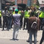 Sering Mati Lampu, Warga Demo Kantor PLN Bangkalan