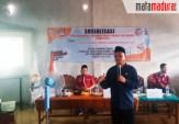 Gandeng PWRI, KPU Gelar Sosialisasi Pilkada Sumenep ke Pemilih Pemula di Ponpes Nurud Dhalam
