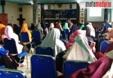 Mahasiswa MPI Semester 7 IAI Al-Khairat Pamekasan Gelar Diklat Manajemen