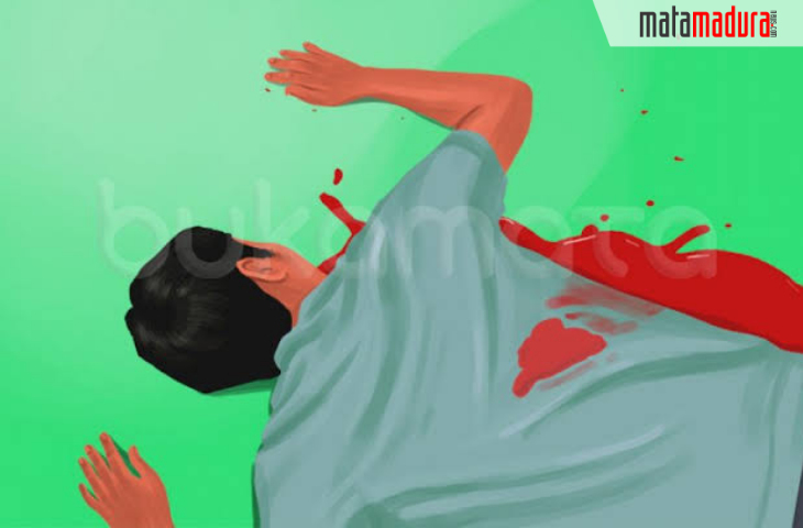 Breaking News: Pria di Bangkalan Tewas Dibunuh Pakai Celurit