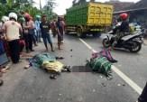 2 Pemuda Bangkalan Tewas di Pasuruan Usai Tabrak Truk Fuso