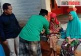 Anggota Fraksi PKB DPRD Jatim Serahkan Bantuan pada Keluarga Almarhum Zawawi
