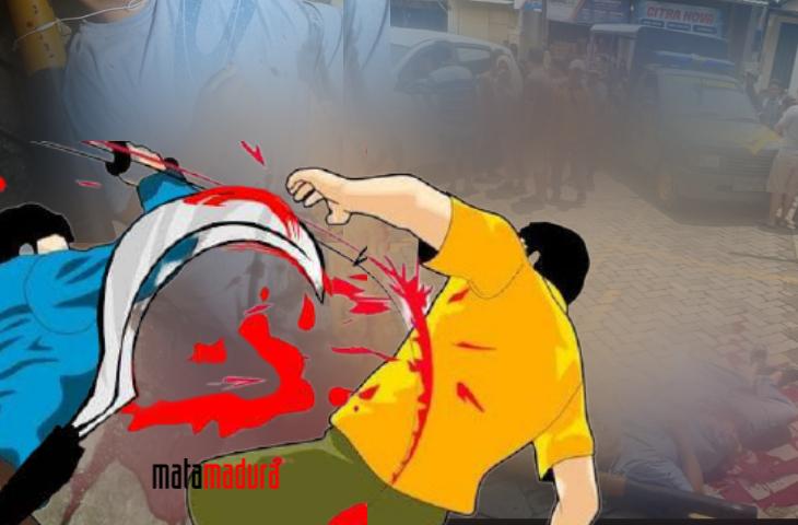 Diduga Masalah Asmara, Pria di Bangkalan Tewas Setelah Ditebas Pakai Celurit