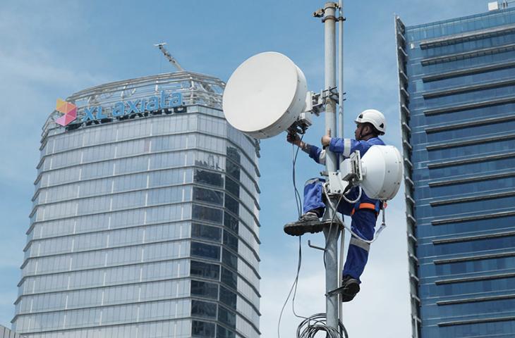 Layanan Solusi Ethernet XL Business Solutions Raih Sertifikasi Internasional MEF-CE 3.0