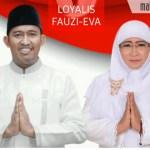 Apa Kabar Loyalis Fauzi-Eva?