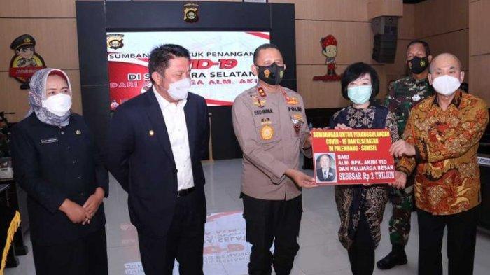 Heriyanti Jadi Tersangka setelah Sumbangan Rp 2 Triliun Diduga Bohong