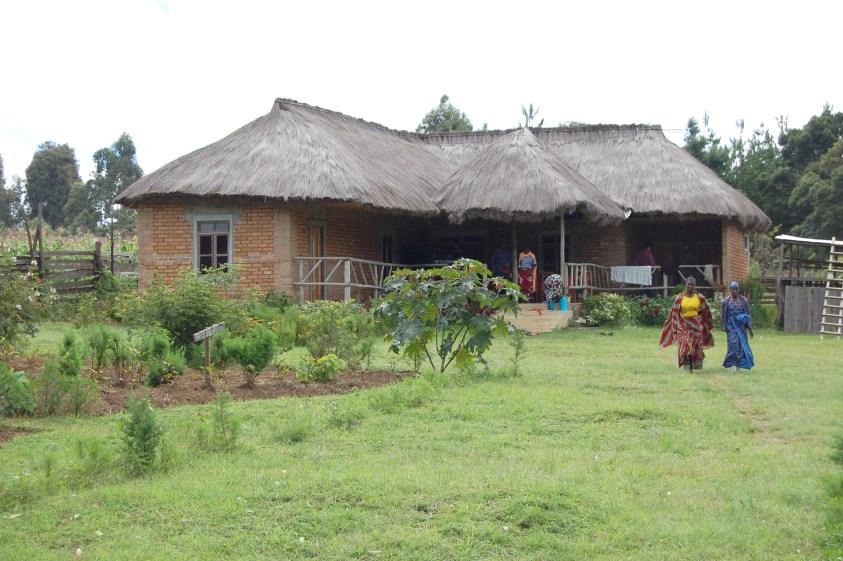 Fertigstellung Anamed Gemeinschaftshaus