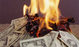 14 formas de desperdiciar nuestro dinero