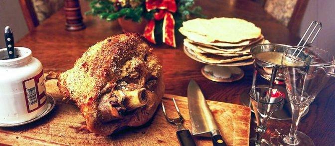 Hva med litt svensk juleskinke i år?