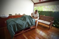 The Bamboo Spa at Matava Eco Resort, Fiji