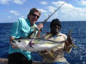 Fishing in Kadavu with Bite Me and Matava Resort, Fiji