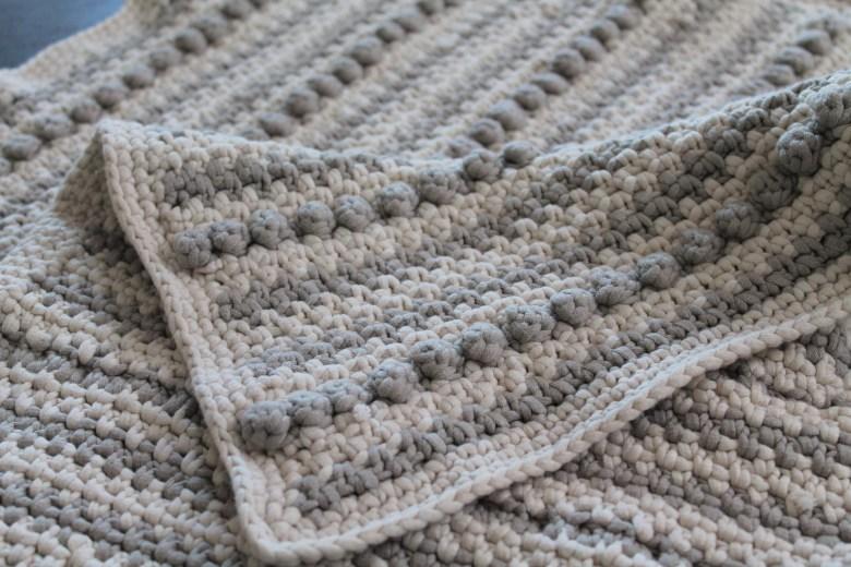 Pebbles Blanket