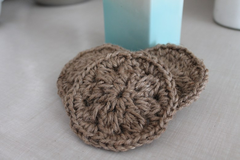 Twine Scrubbies