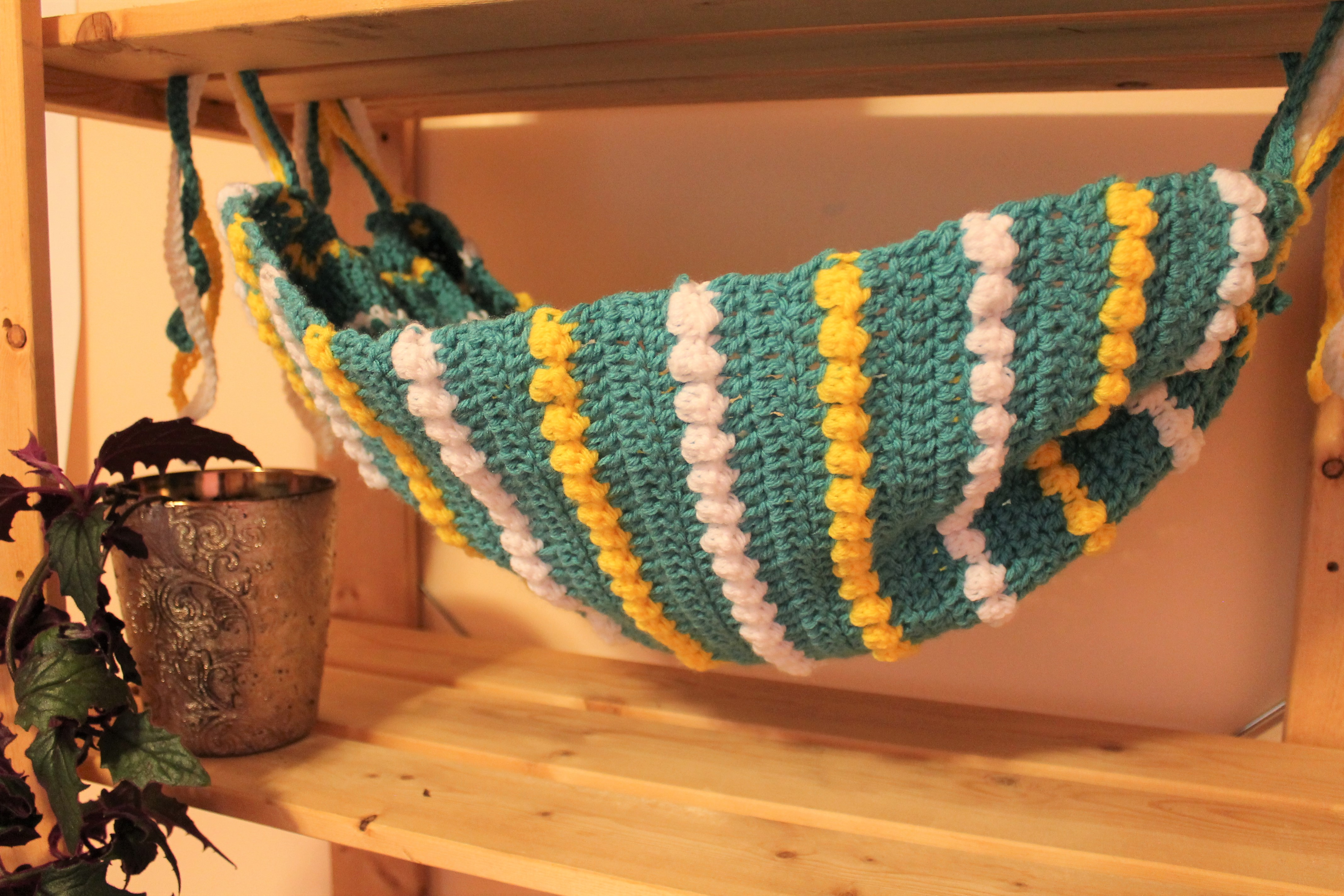 How to Crochet a Cat Bed House Bag O Day Crochet Tutorial #289 ... | 2848x4272