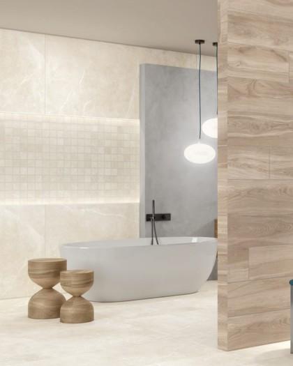carrelage imitation pierre marbre soapstone tau ceramica
