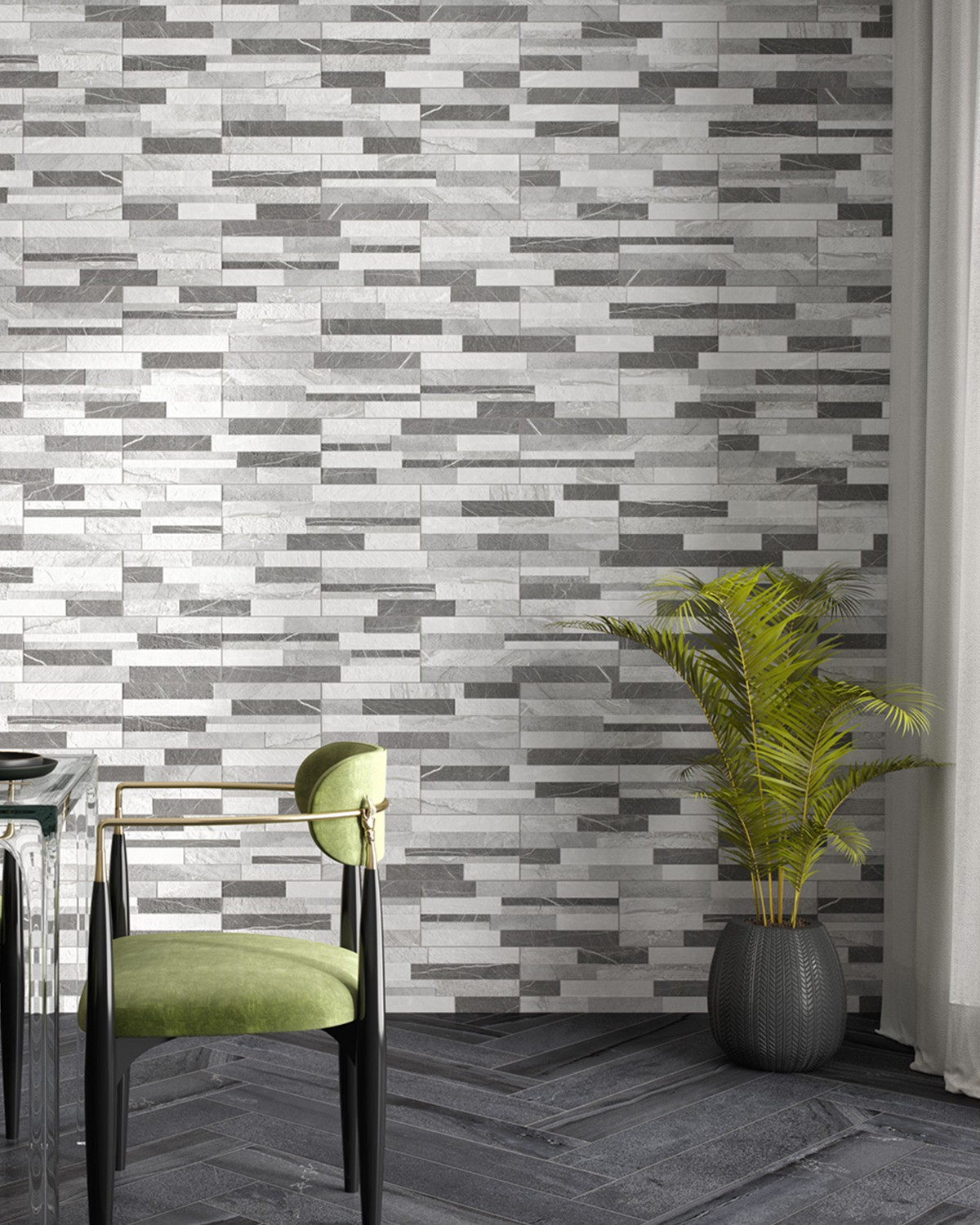 porcelain tile look stone imperial 16