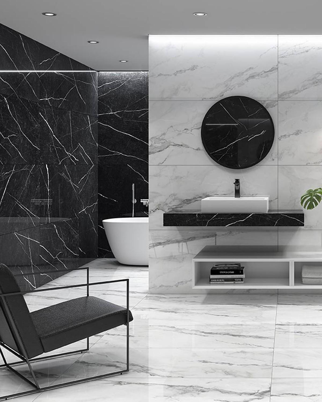 look porcelain tile