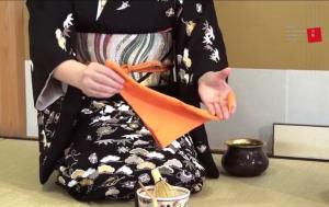 La Cérémonie du Thé traditionellle japonaise