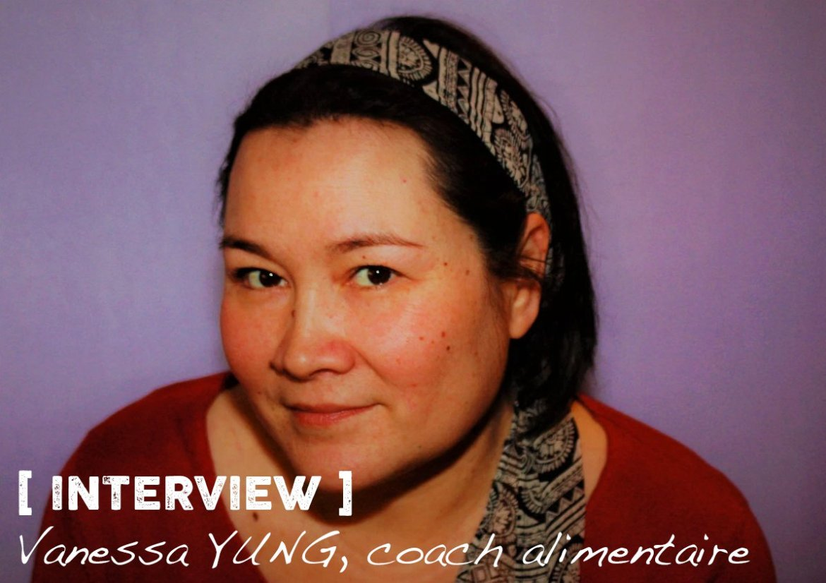 Vanessa YUNG, coach alimentaire