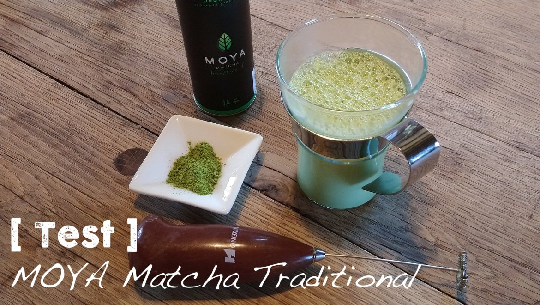 MOYA Matcha Traditional