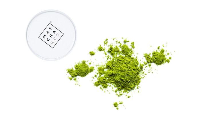 Matcha Tea 100% Organic 2