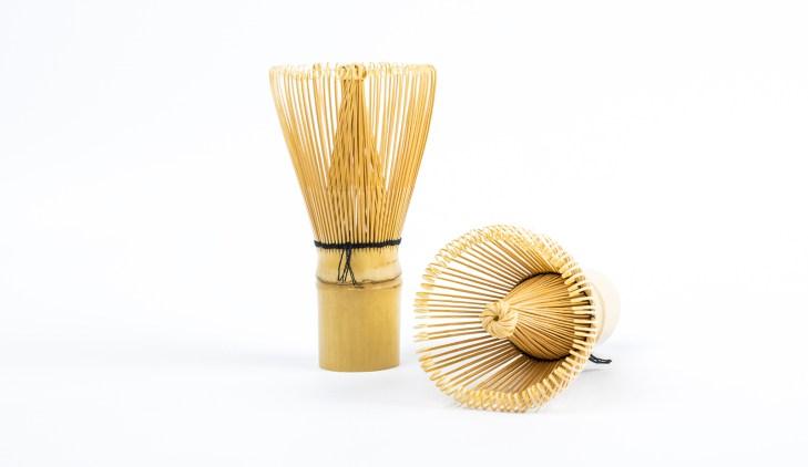 Batidor de bambú Chasen (100 varillas) 3