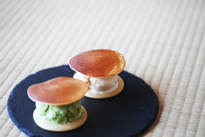 Simple Dorayaki Japanese pancake recipe