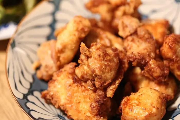 Karaage Japanese fried chicken recipe