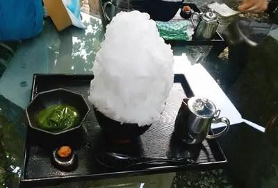 Asami Reizo shaved ice