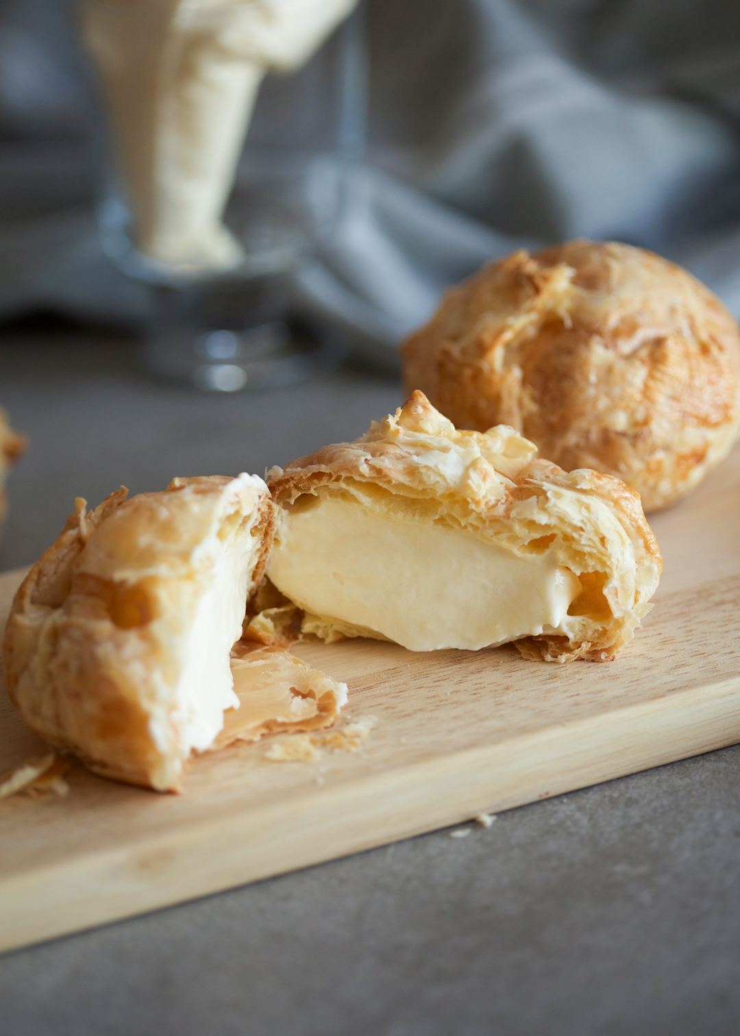 beard papa cream puff copycat recipe