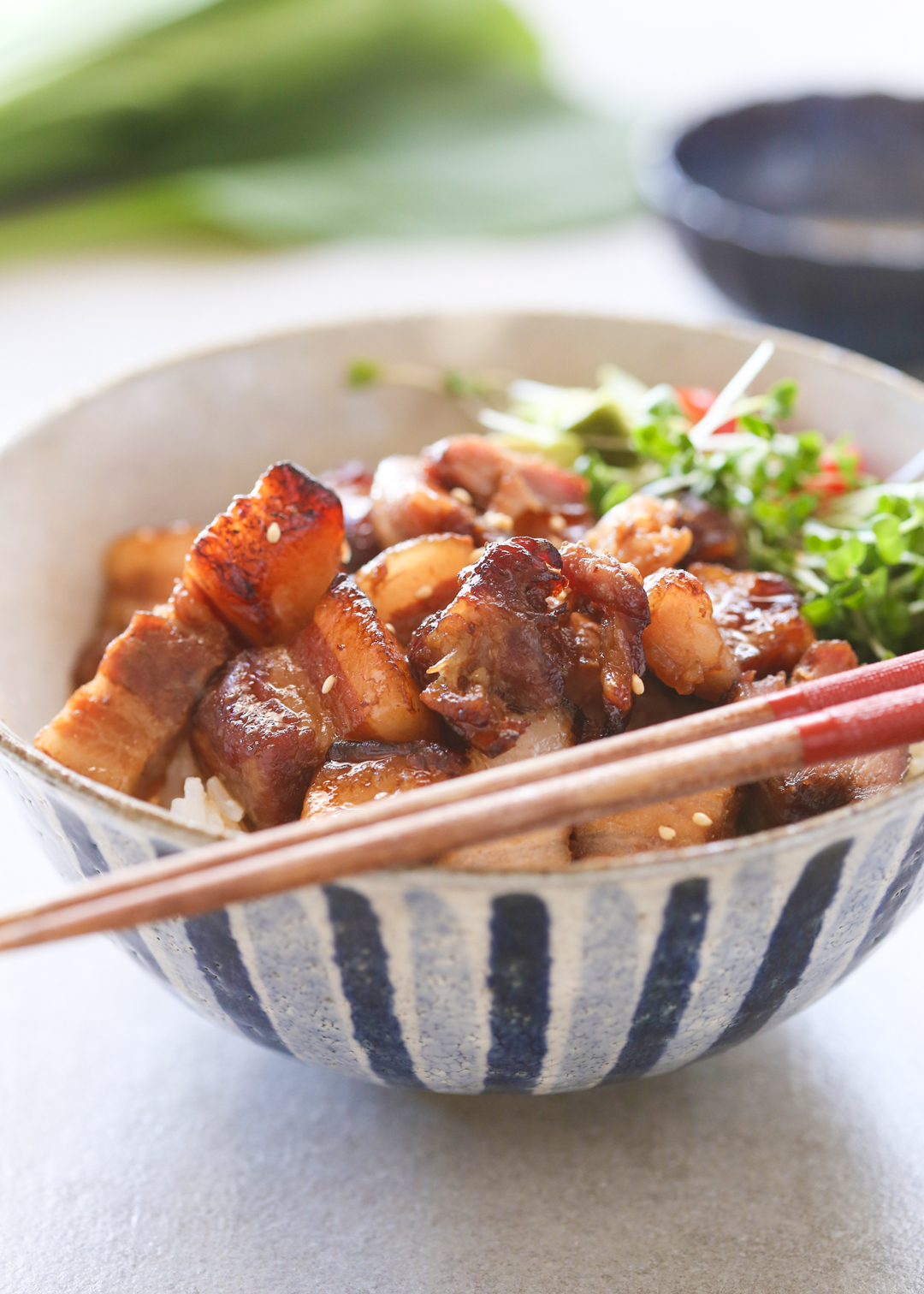 How to serve Japanese Char Siu pork