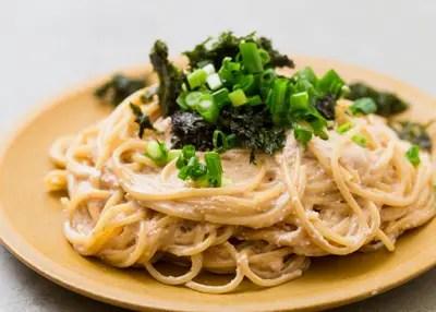 tarako pasta recipe