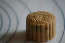 6. Fruit and nut Mooncake II