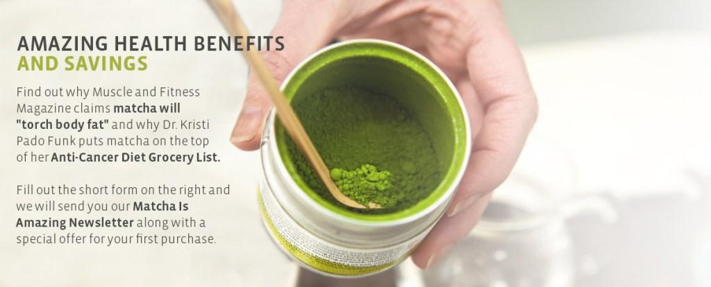 Green Tea Matcha