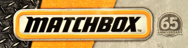 Matchbox 65th logo