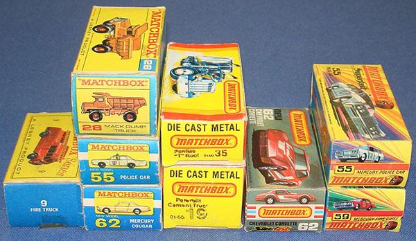 Miniatures Boxes