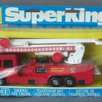 K39 Snorkel Fire Engine