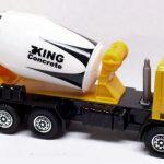RW001-02 Mercedes-Benz Actros Cement Mixer