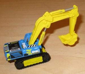 RW028-02 : MBX Excavator