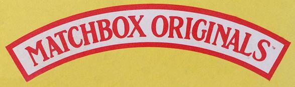 Matchbox Originals
