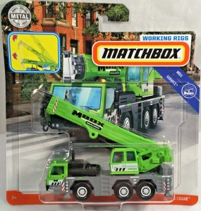 RW010-03 MBX Crane Truck