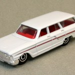 Matchbox MB1133-02 : 1964 Ford Fairlane Wagon