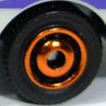 Ringed Disc - Orange