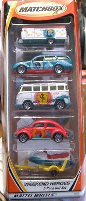 2002 5 Pack-No10 Weekend Heroes