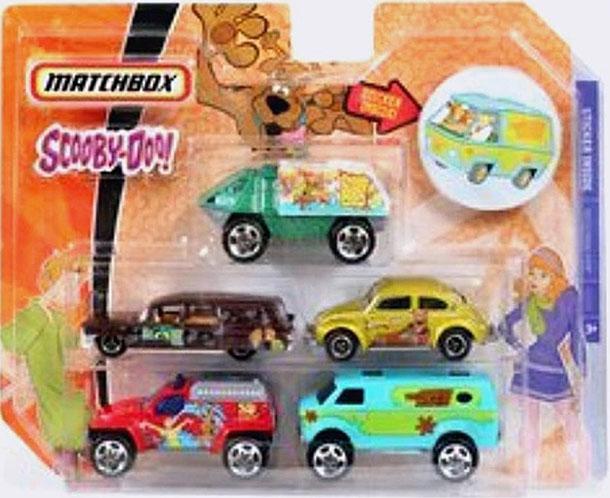 2007 Scooby Doo #01